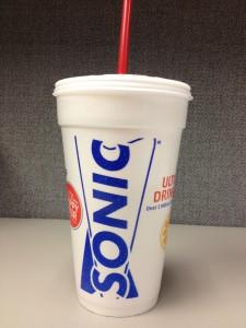 Sonic, fast food, beverage, drinks
