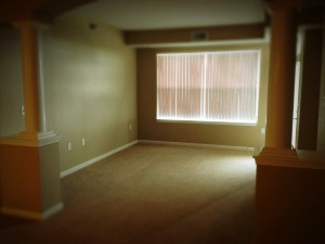 moving, empty, clean