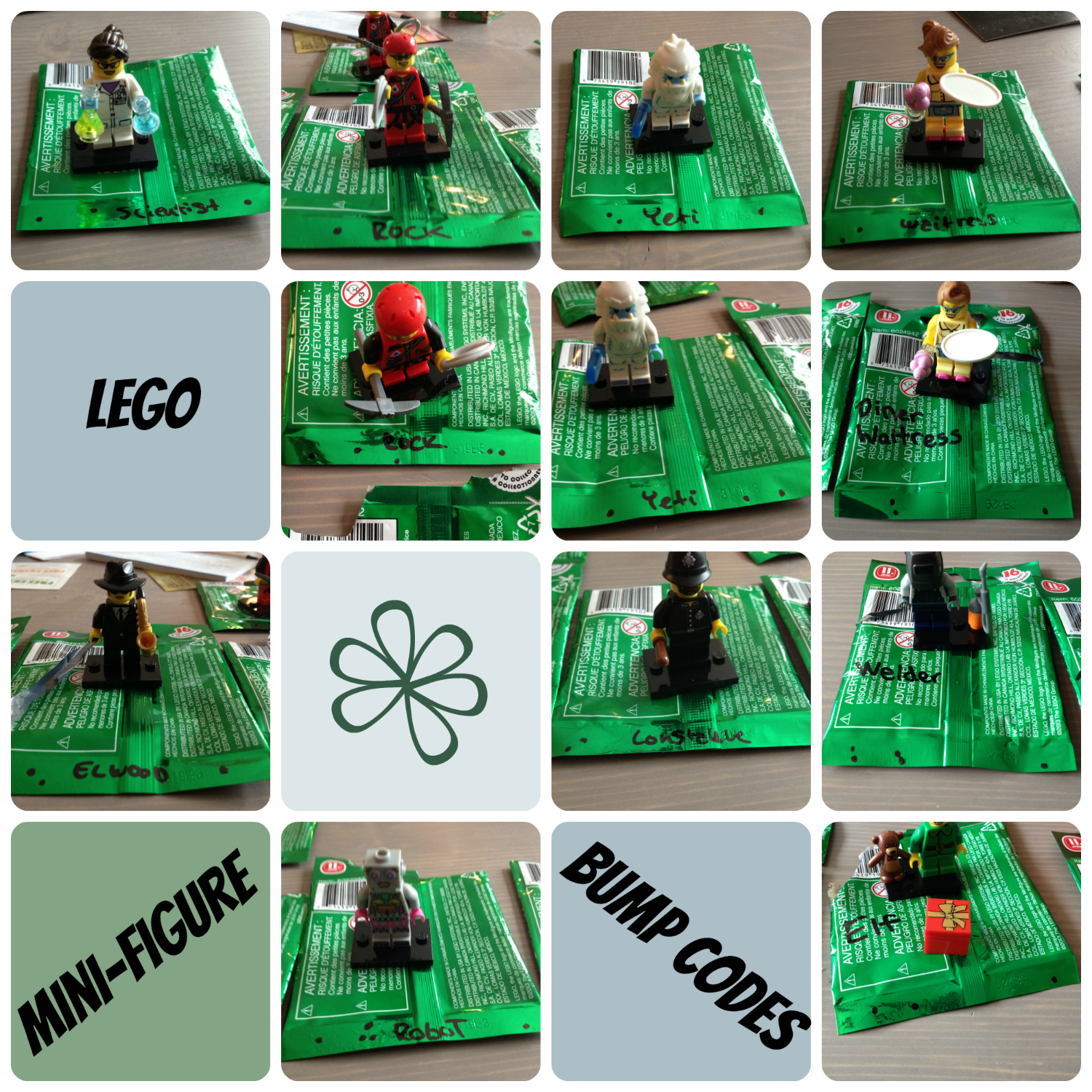 More bumping: Lego Minifigures Series 11 - Chronicles of ...
