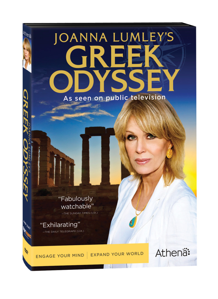 Review: Joanna Lumley's Greek Odyssey