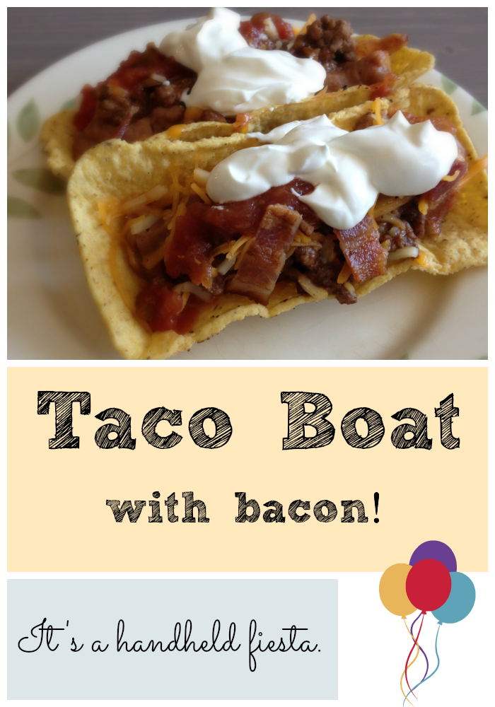 Easy Recipe: Bacon Taco Boats