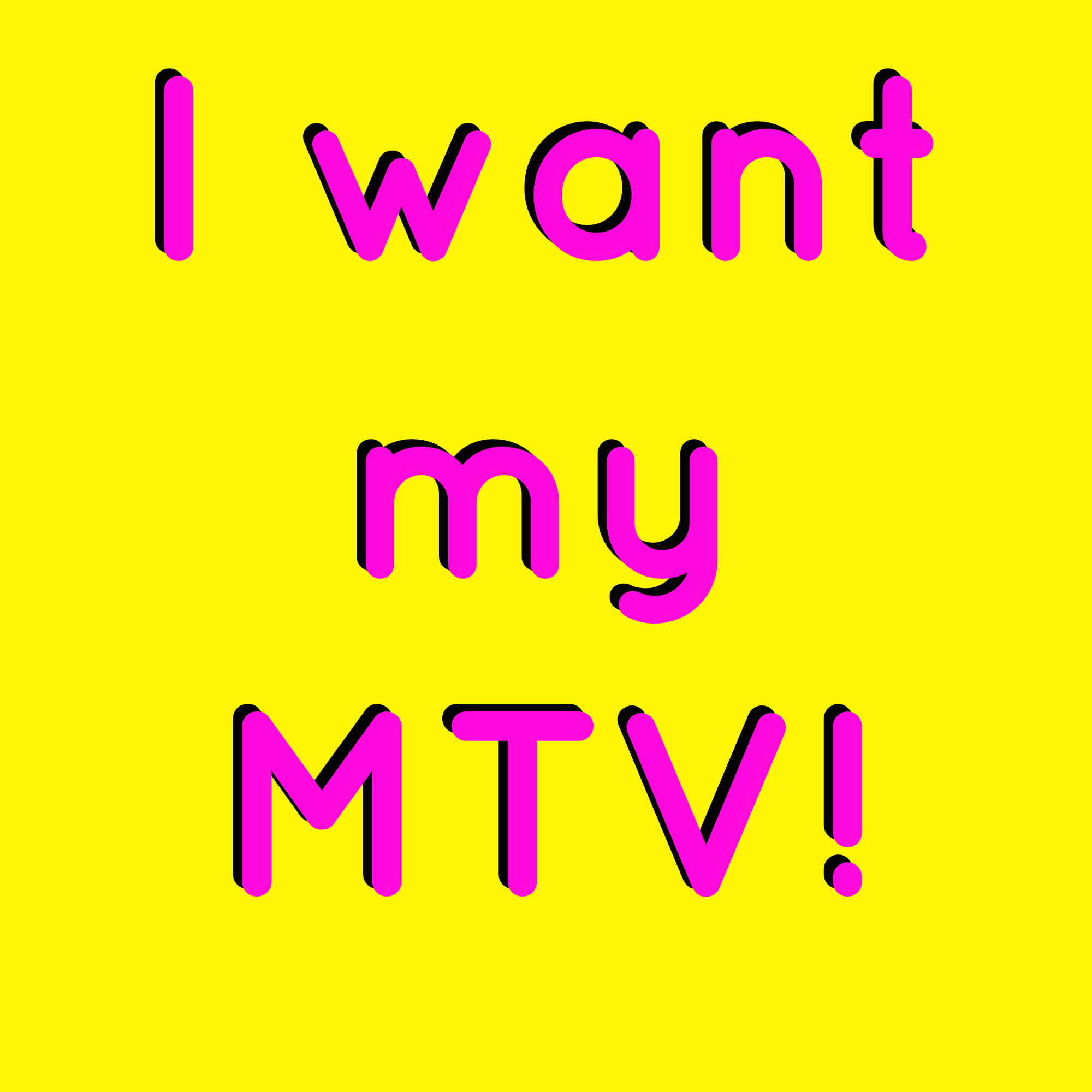 One thing I love about being a Gen-Xer: MTV Generation
