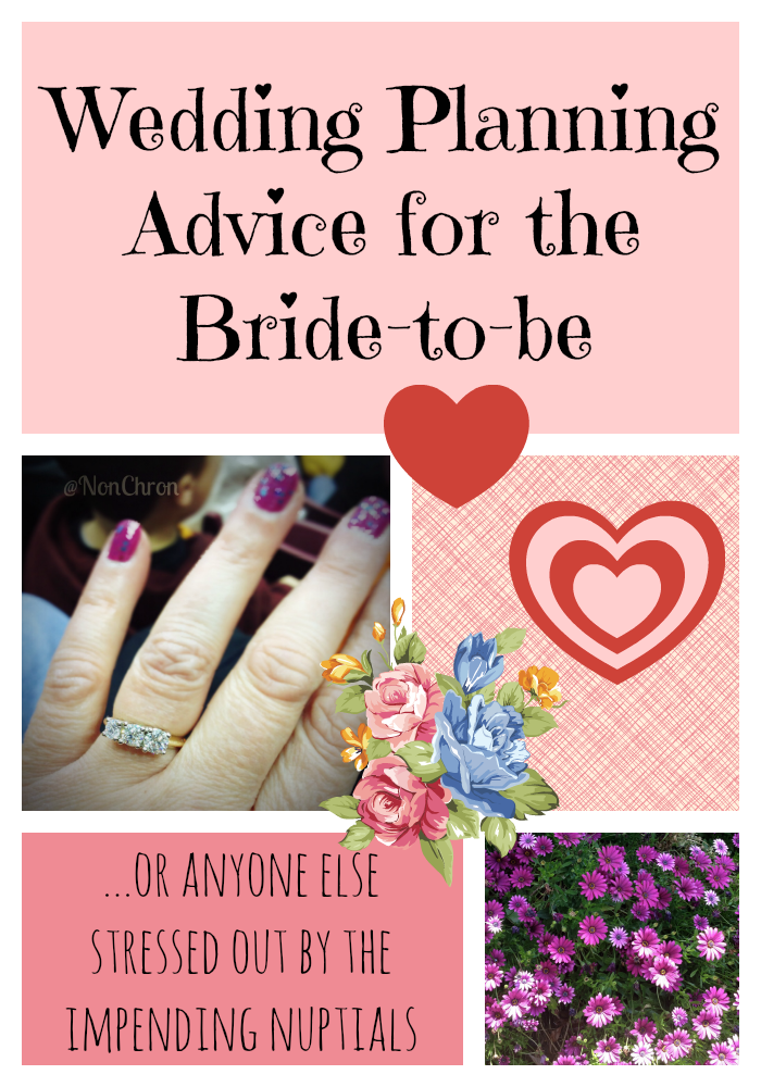 Wedding Advice: 5 things no one tells you and neither will I