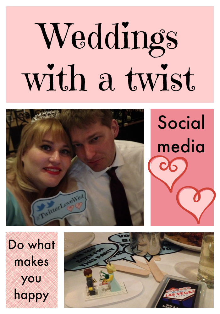 Weddings with a Twist #TwitterLoveWed