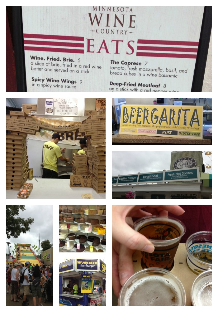 Minnesota State Fair 2014 Wine & Beer