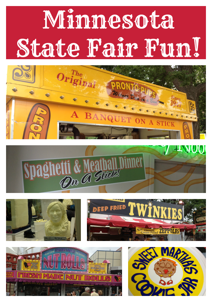 Minnesota State Fair 2014