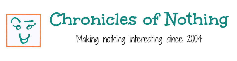 Chronicles of Nothing