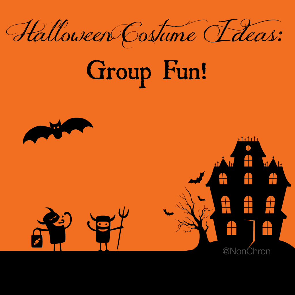 Halloween Costume Ideas: Group Fun!