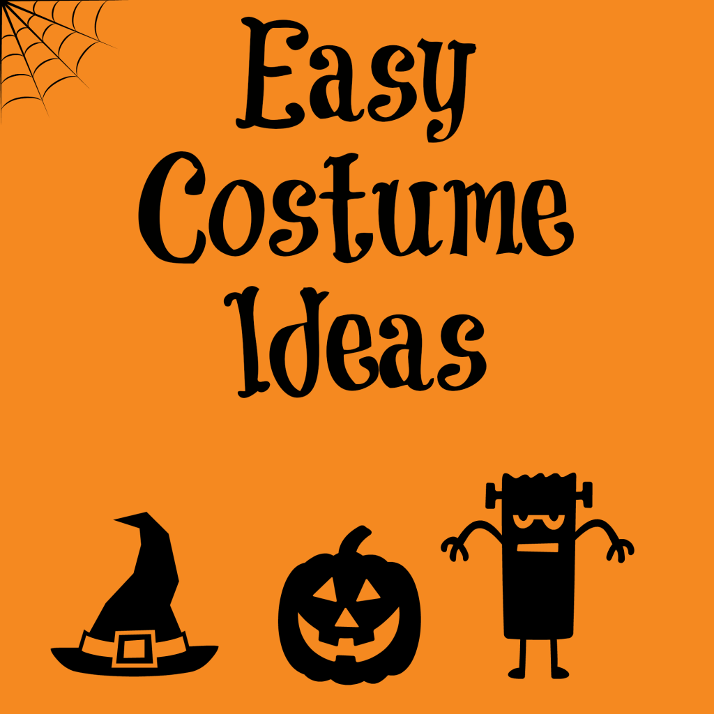 Easy Halloween Costume Ideas