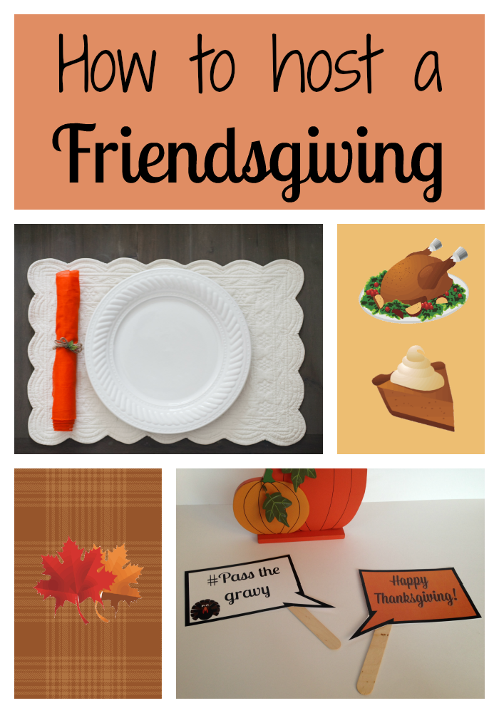 How to host a Friendsgiving party