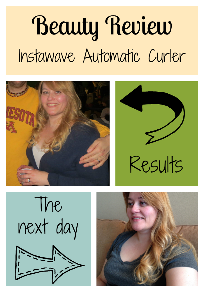 Instawave Automatic Curler Review