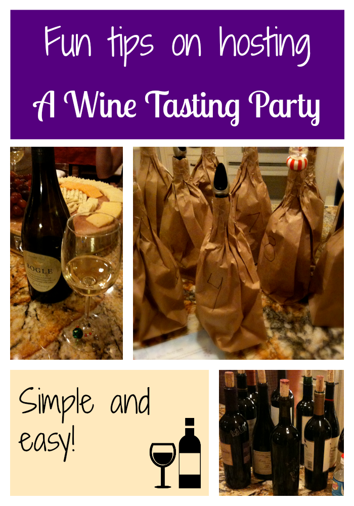 Wine Tasting Party Tips: How to host a fun one!