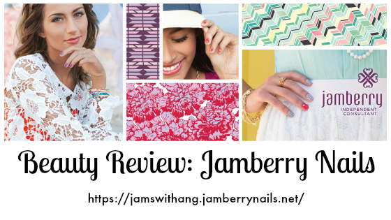 Beauty Review: Jamberry Nails