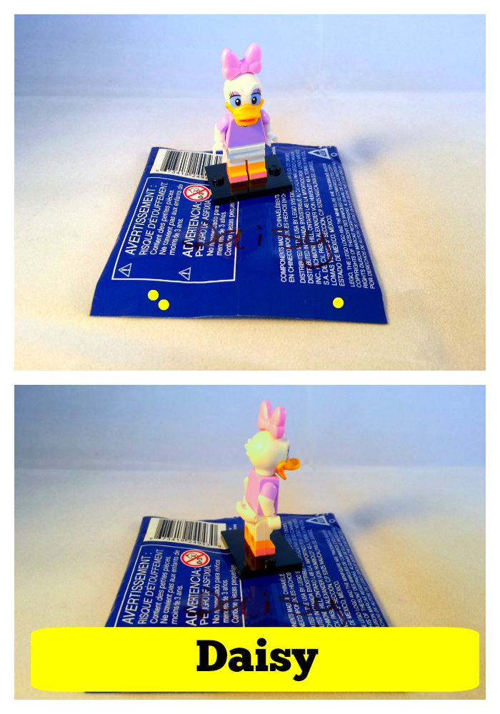 LEGO Disney Minifigures Bump Codes