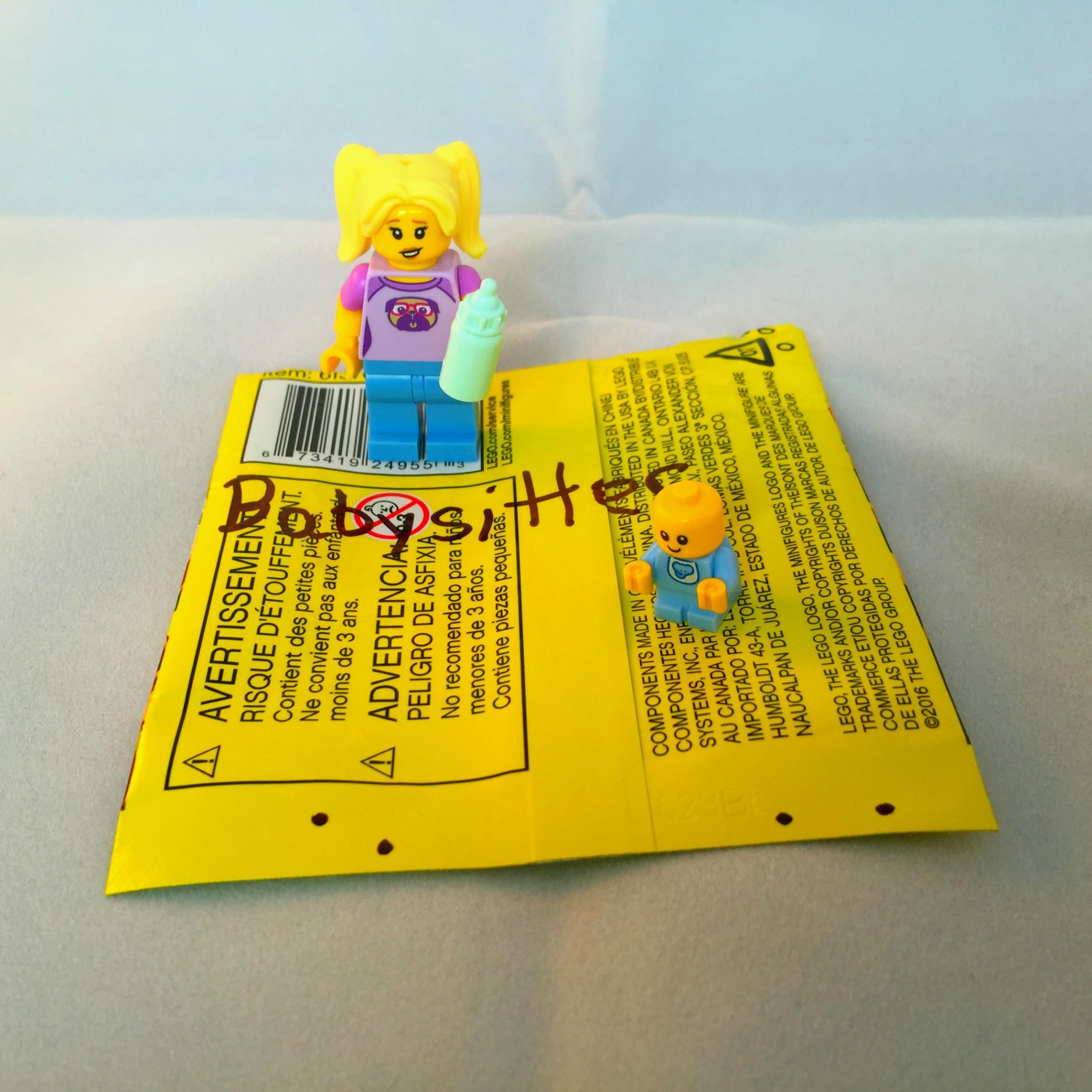 Lego minifigures series 16 bump codes