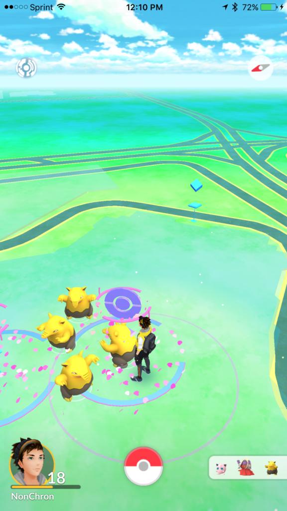Pokemon Go Twin Cities Tips