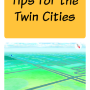 Pokemon Go Tips Twin Cities