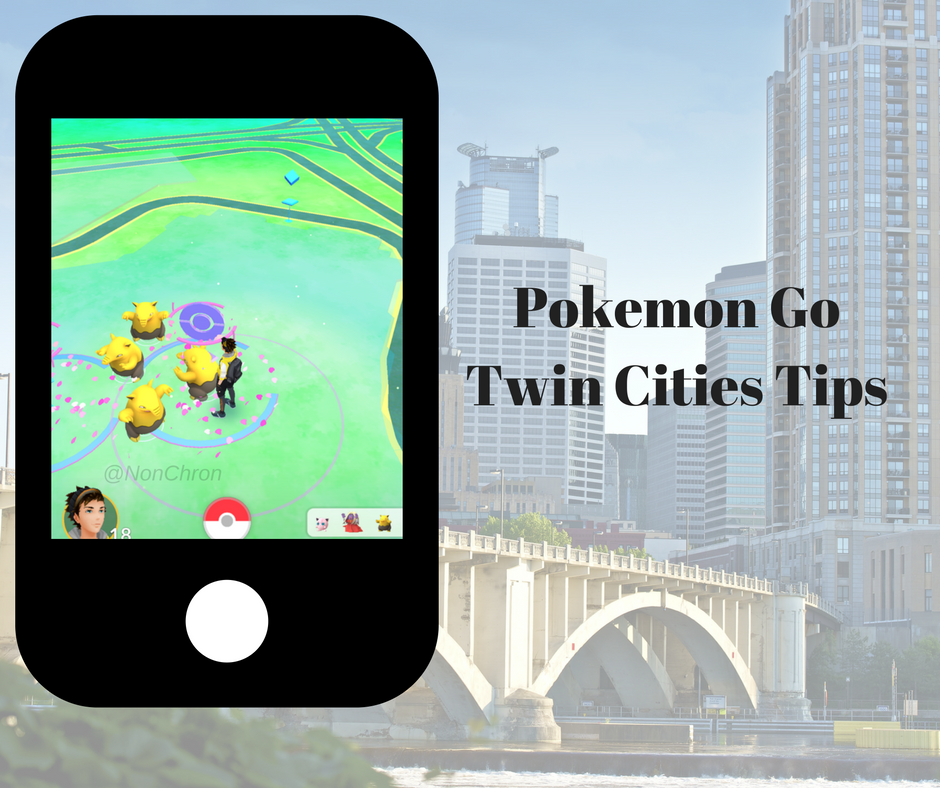 Pokémon Go Twin Cities